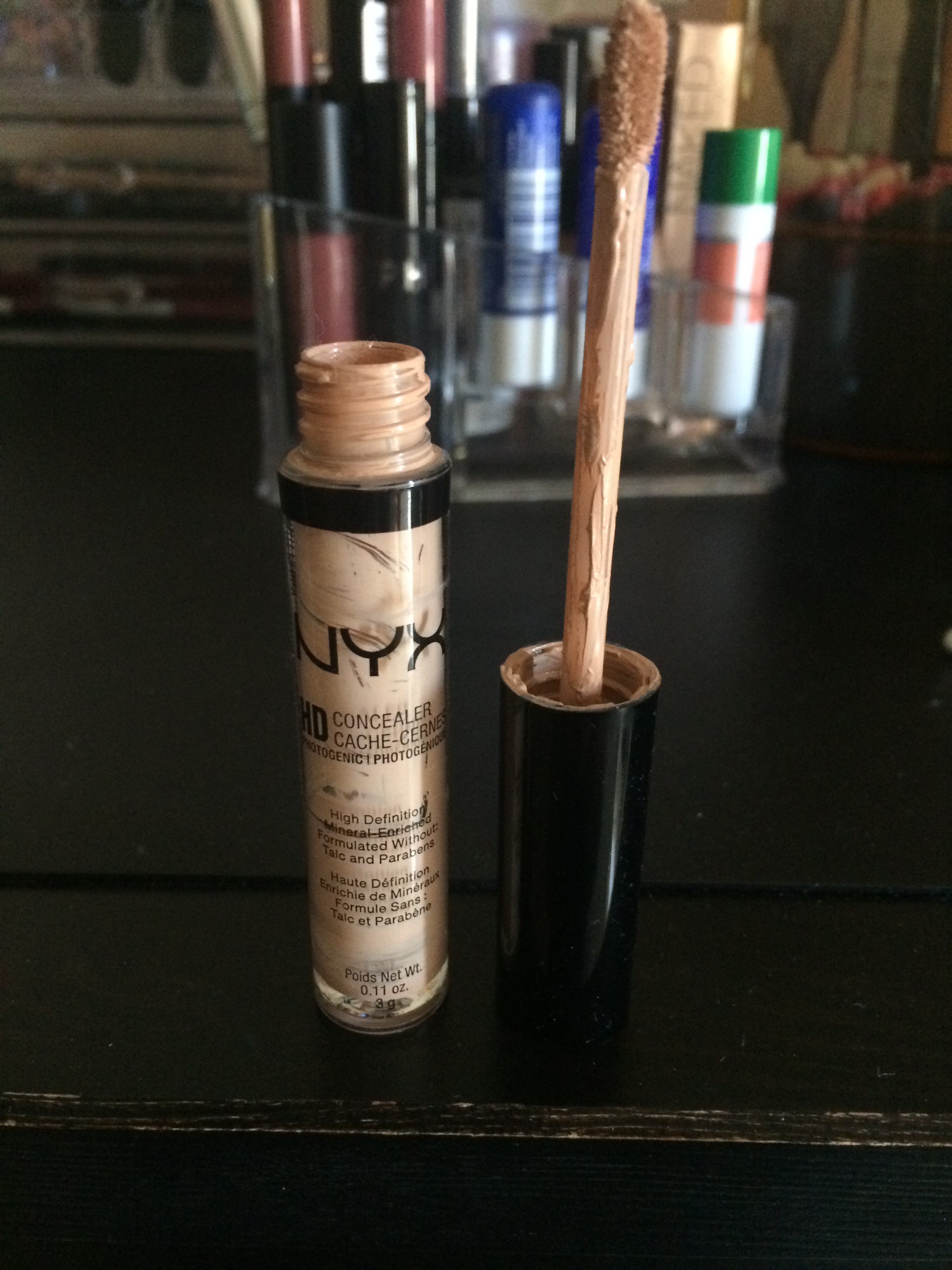 HD Photogenic concealer di NYX