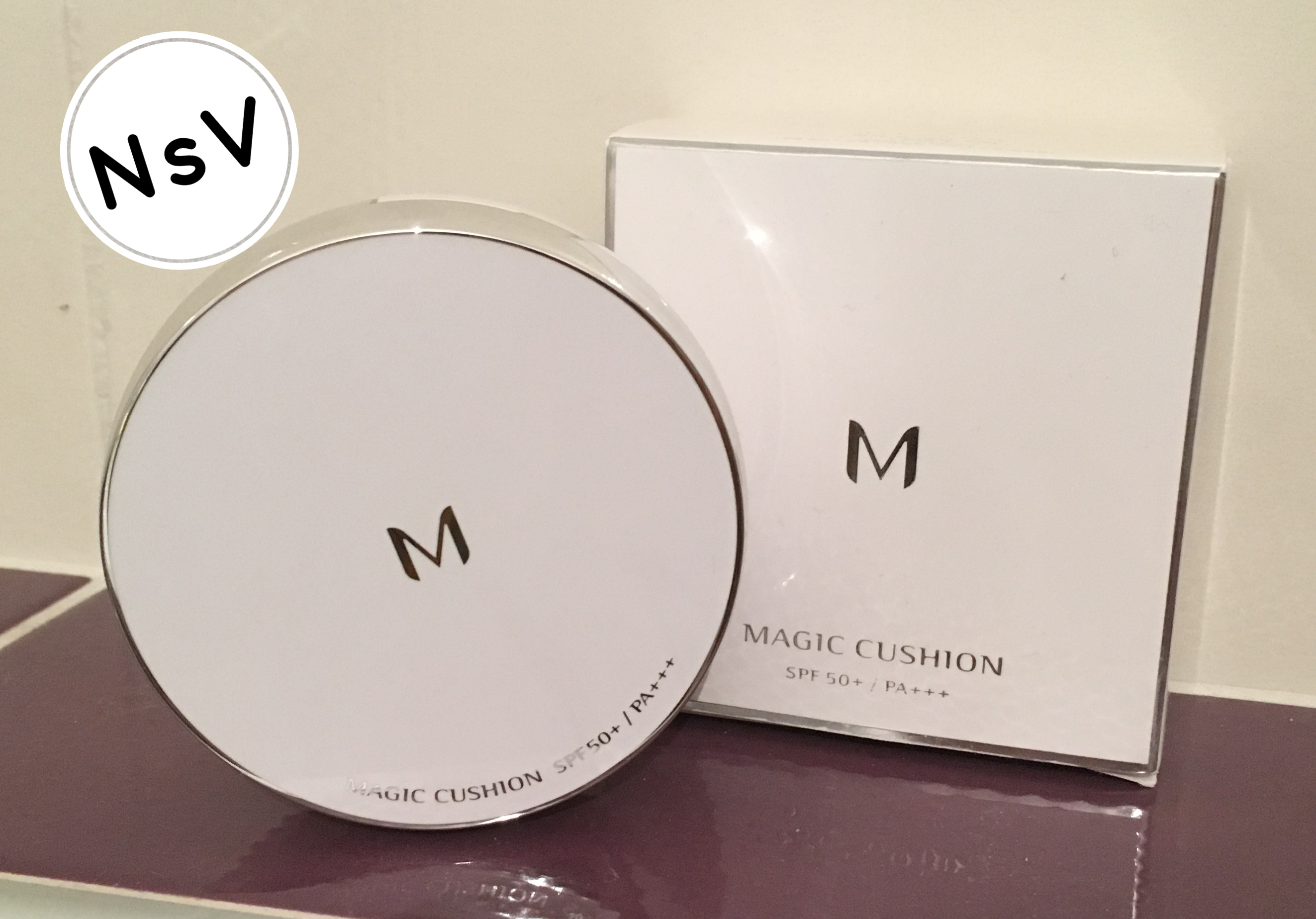 Missha - Magic cushion